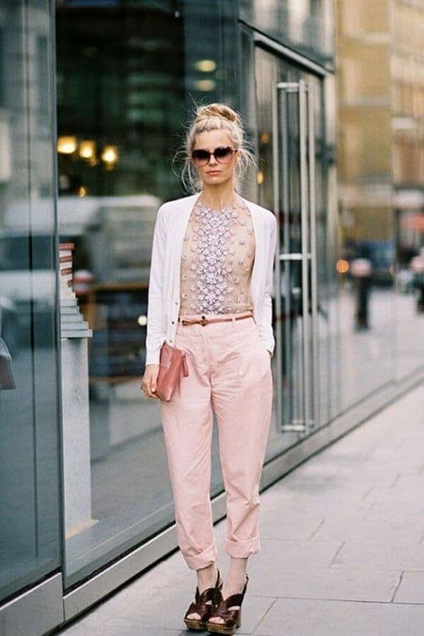 9fe787d11c68 46 Spring Work Outfit Ideas That Will Brighten Your Day