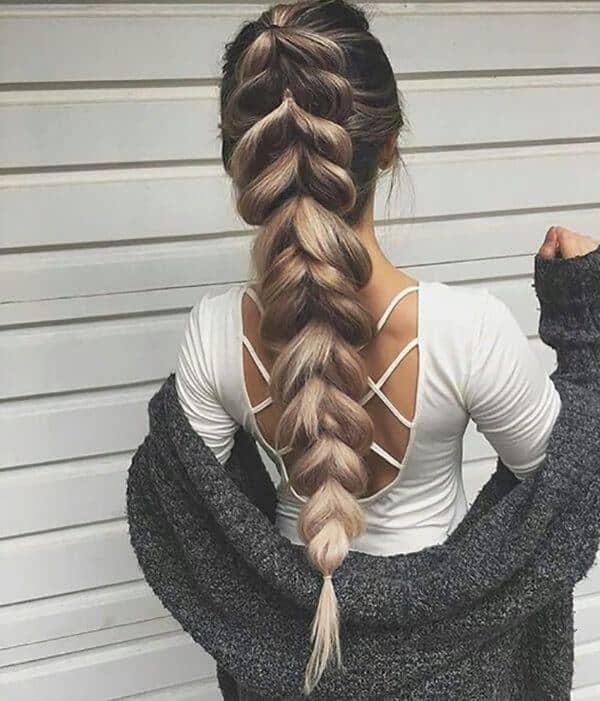 Surprising 50 Gorgeous Braids Hairstyles For Long Hair Schematic Wiring Diagrams Phreekkolirunnerswayorg