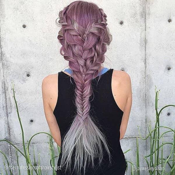 Brilliant 50 Gorgeous Braids Hairstyles For Long Hair Schematic Wiring Diagrams Phreekkolirunnerswayorg
