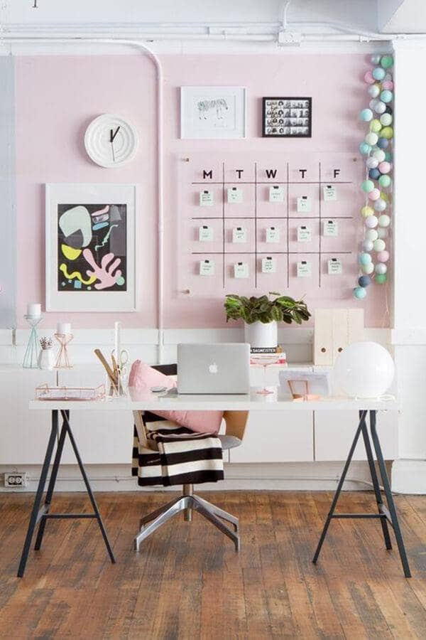 We Think Blush Pink