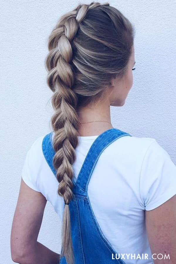 Astonishing 50 Gorgeous Braids Hairstyles For Long Hair Natural Hairstyles Runnerswayorg