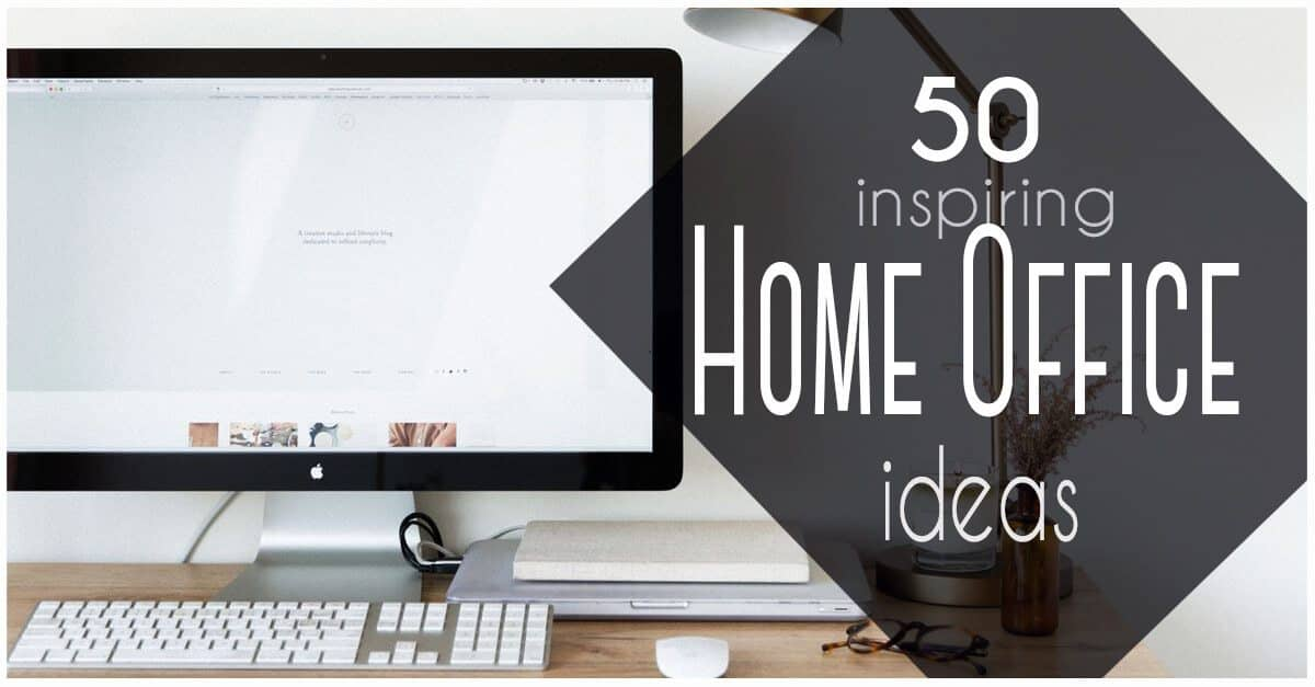 50 inspiring home office ideas for Inspiring home office ideas