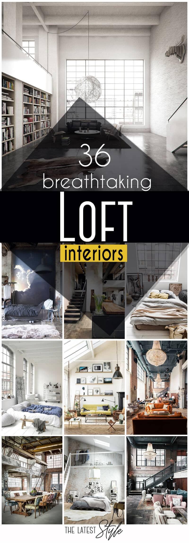 Loft Interior Designs