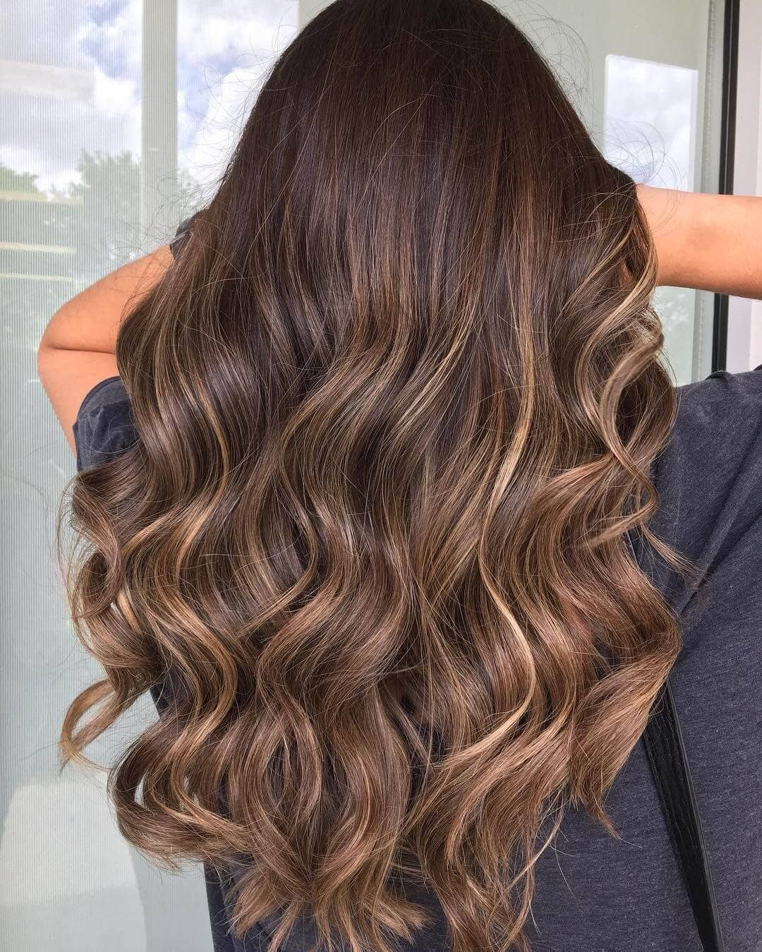 Curls With a Touch of Ombre