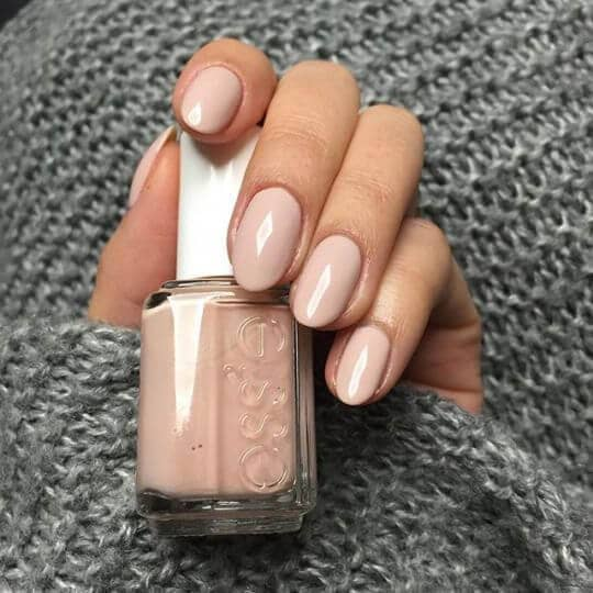 High Gloss Nudes Are Simply Gorgeous