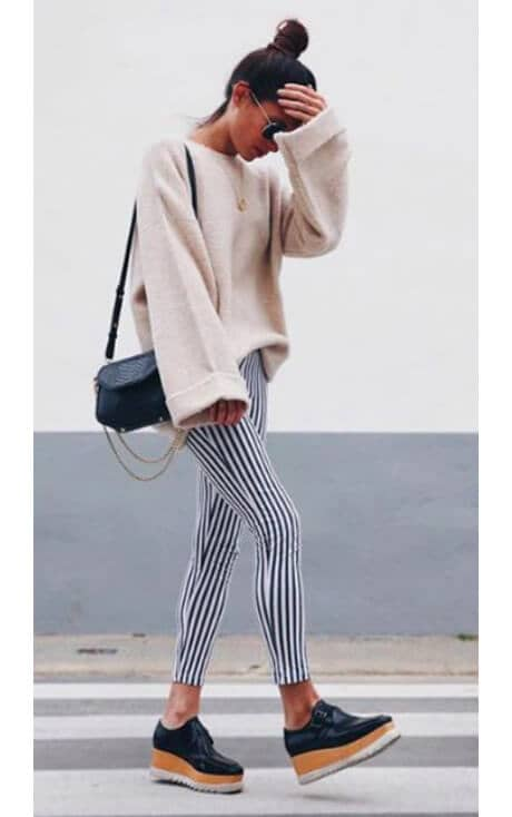 Striped Statement