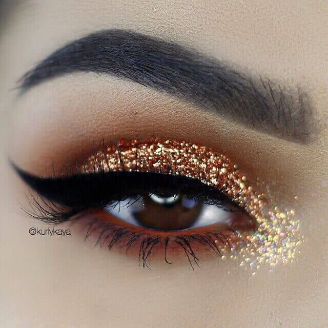 Shiny Copper