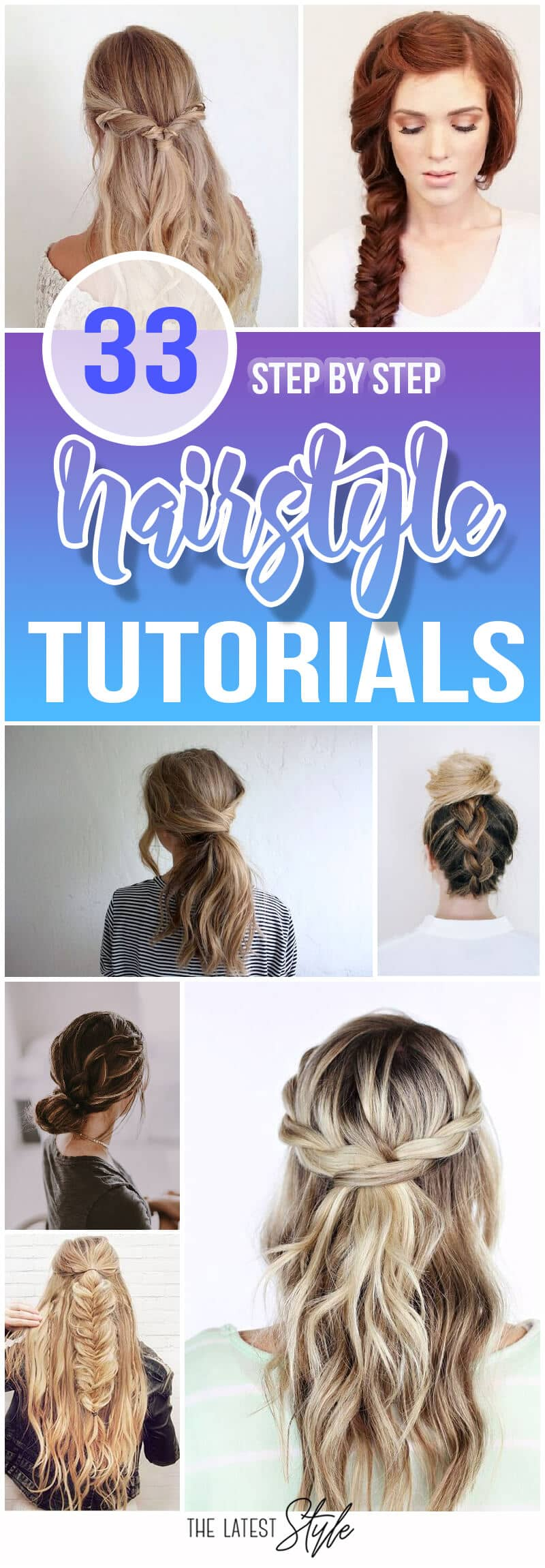 33 Most Amazing Homecoming Makeup Ideas: 33 Most Popular Step By Step Hairstyle Tutorials