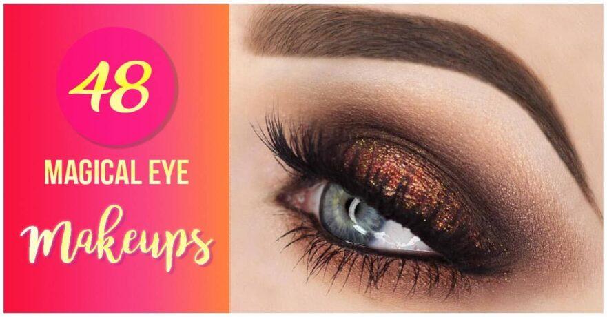 Magical Eye Makeup Ideas