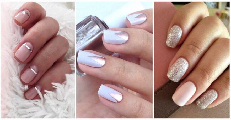 50 Simple & Elegant Nail Ideas to Express Your Personality