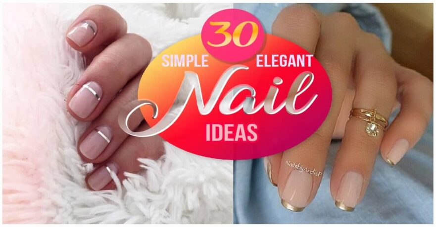 Elegant Nail Ideas