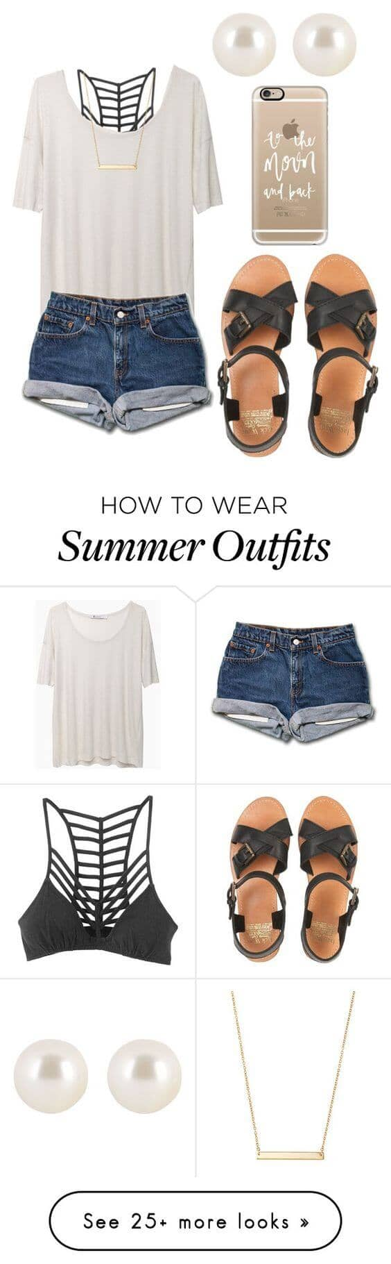 27 Lovely Summer Oufits With Shorts