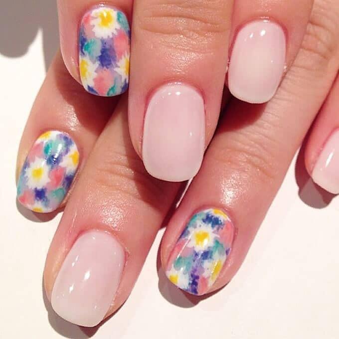 50 прекрасных идей для ногтей на весну!