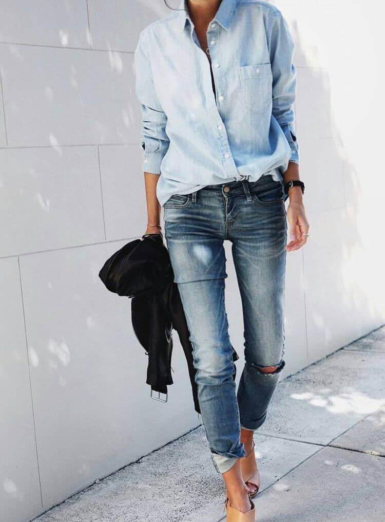 Mix Match Denim