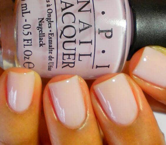 Nude Gel Nail Polish