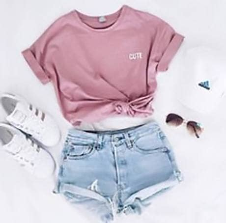 A Sporty Casual Style Is Always In