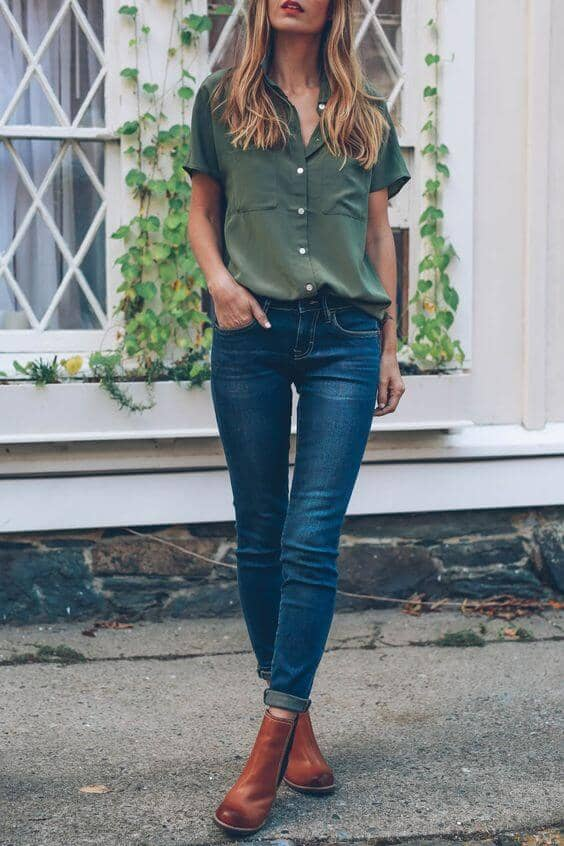 Boots And Button Downs