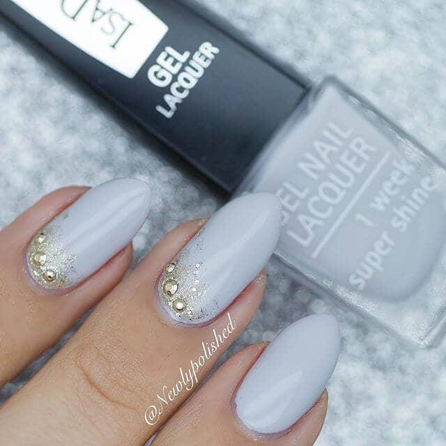 Something Blue Designer Nails