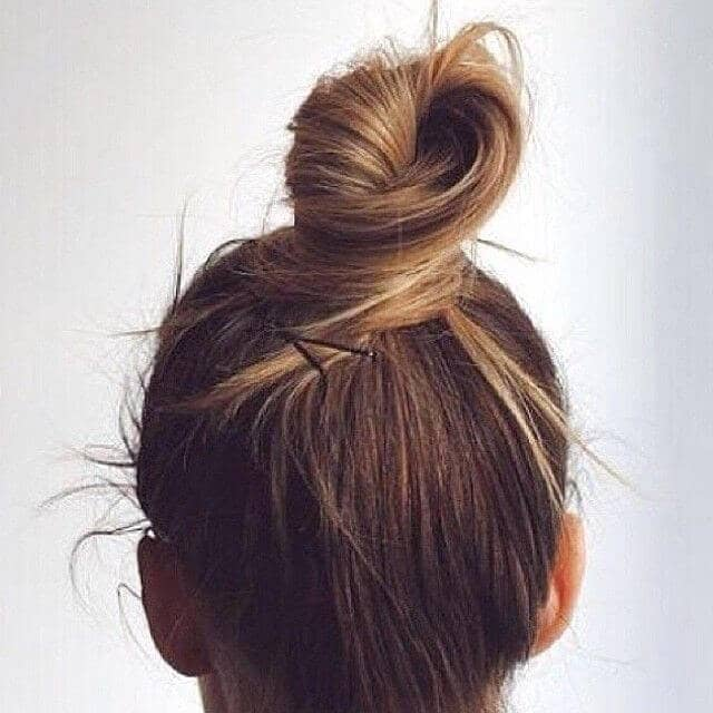 Hair Ideas for Quick Updos