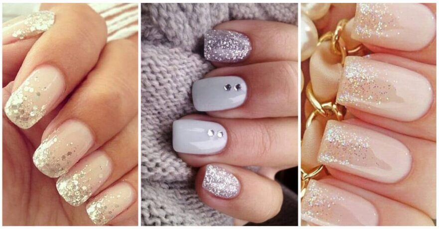 50 Stunning Wedding Nail Inspirations to Express Your Personality