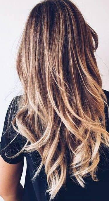29 gourgeous balayage hairstyles. Black Bedroom Furniture Sets. Home Design Ideas