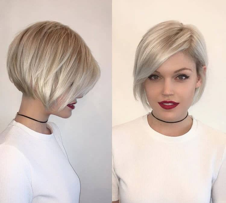 50 Stunning Bob Hairstyle Inspirations That Will Give You a ...