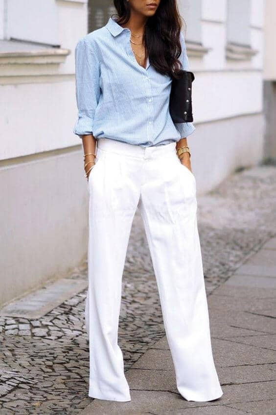 1e4aa7a25bc 27 Super Chic Office-Friendly Looks For This Summer