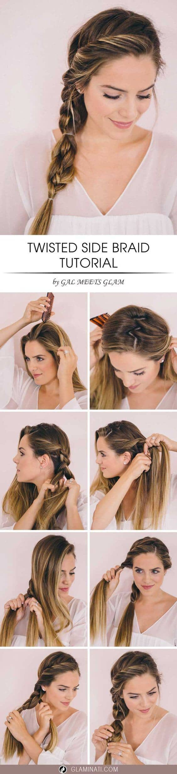 31 Special Festival Hairstyles