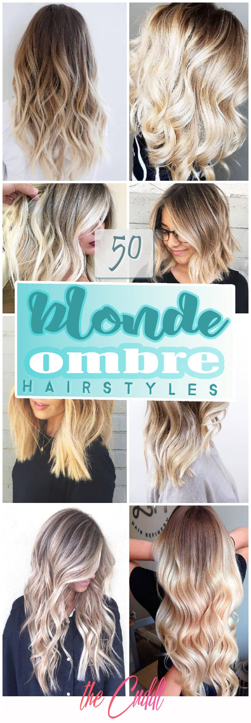 Proofs that anyone can pull off the blond ombre hairstyle 50 proofs that anyone can pull off the blond ombre hairstyle solutioingenieria Image collections