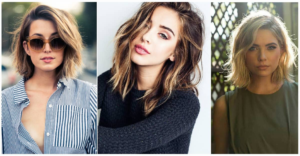 50 Stunning Bob Hairstyle Inspirations That Will Give You A Glammed