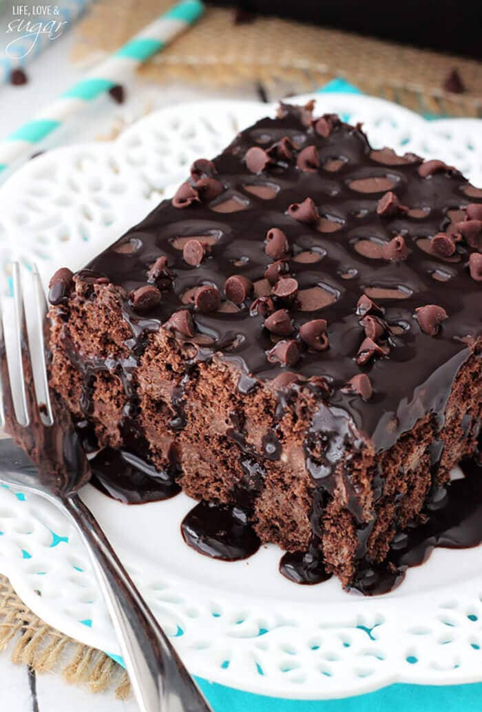 Death By Cocolate Icebox Cake Recipe