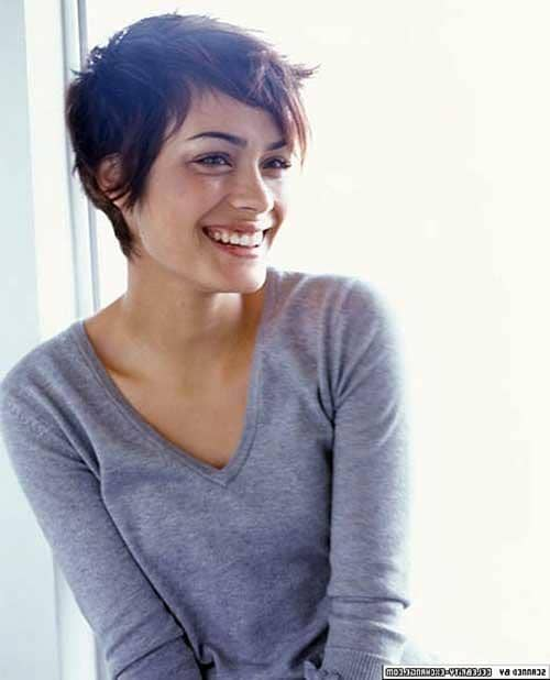 Best Cute Natural Hairstyle for Short Hair