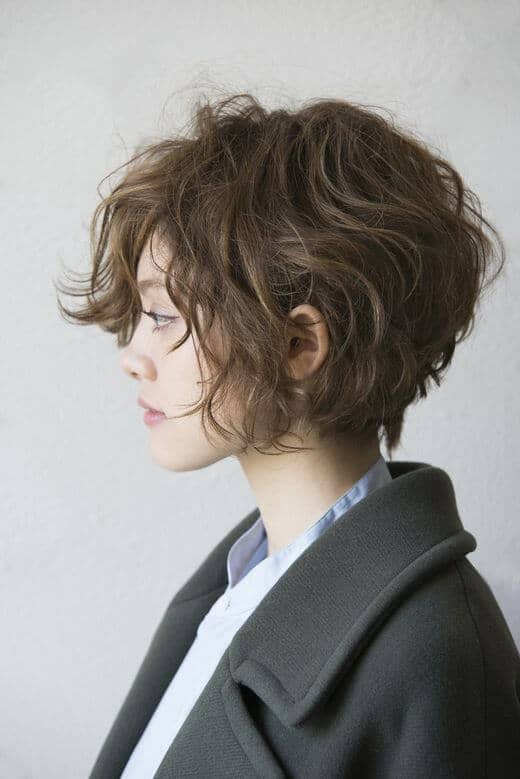 Perfect Short Hairstyle for Thin Hair