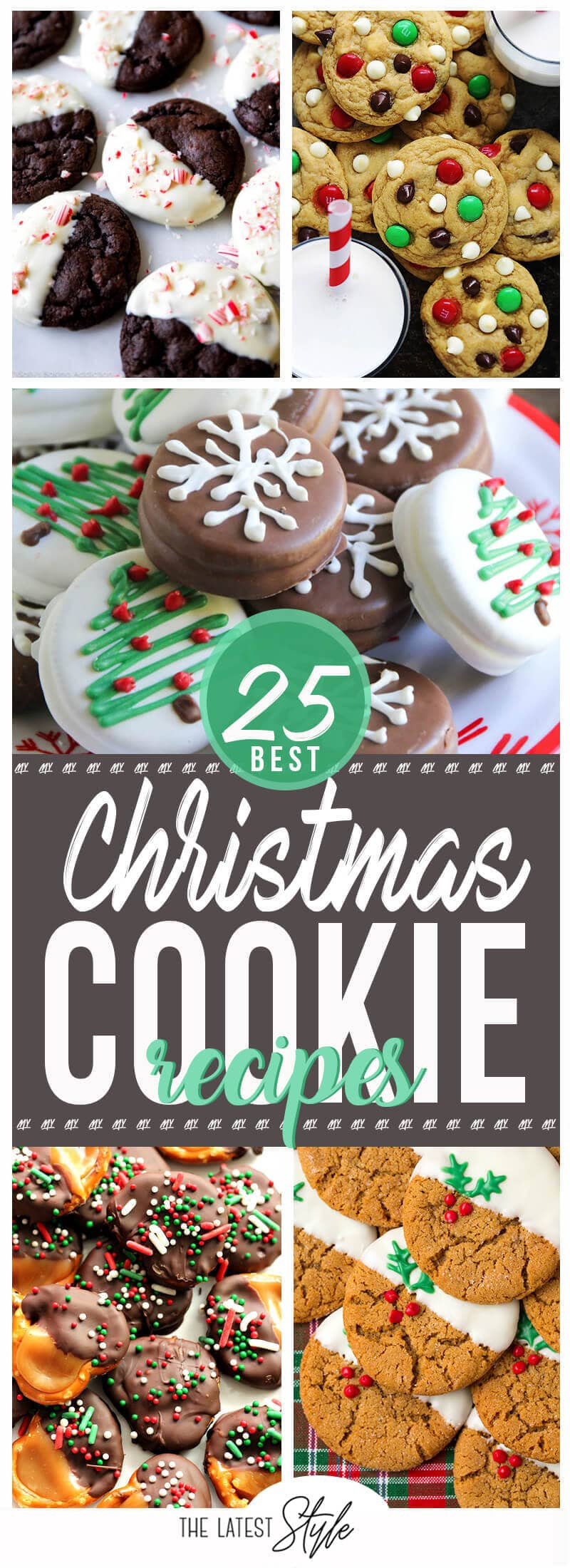 25 Christmas Cookie Recipes Guaranteed to Delight