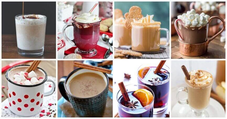 23 Best Christmas Warm Drinks For Cold Winter Nights