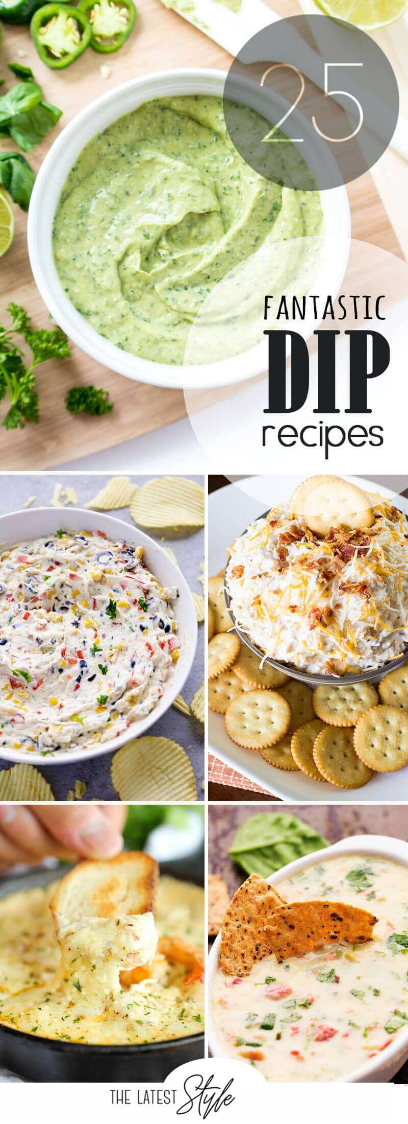 25 Heavenly Dip Recipes to Complement Your Super Bowl Snacks