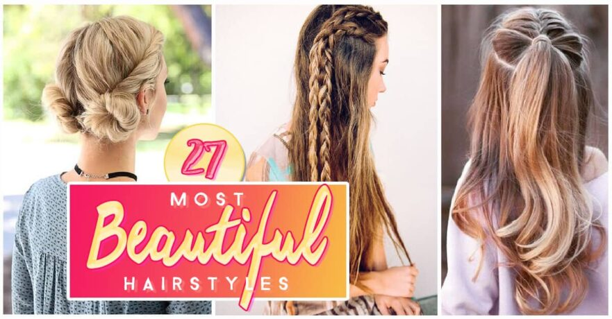 Awesome 27 Most Beautiful Braided Hairstyles Natural Hairstyles Runnerswayorg