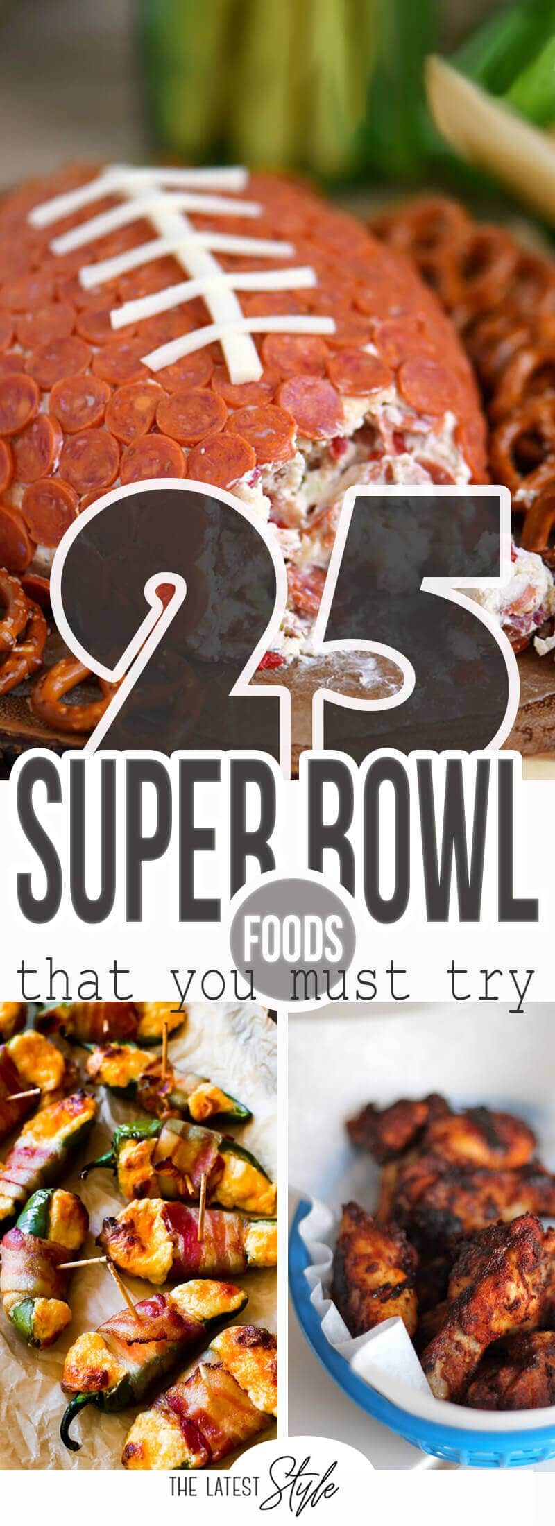 25 Legendary Super Bowl Recipes that Every Football Fan Must Try