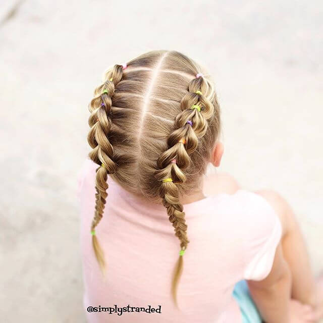 The Double Dutch Braid