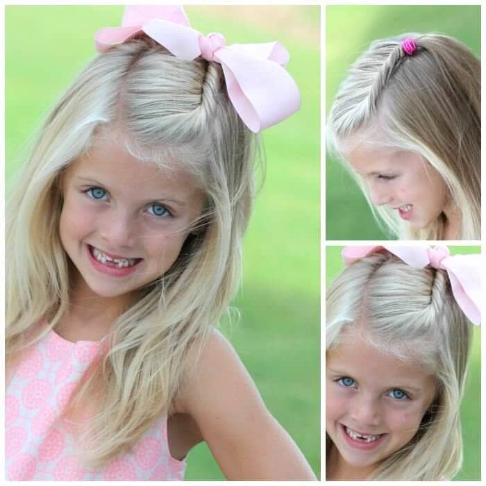 small girls hair style 50 pretty hairstyles for to show 5845 | 24 kids hairstyle thelateststyle