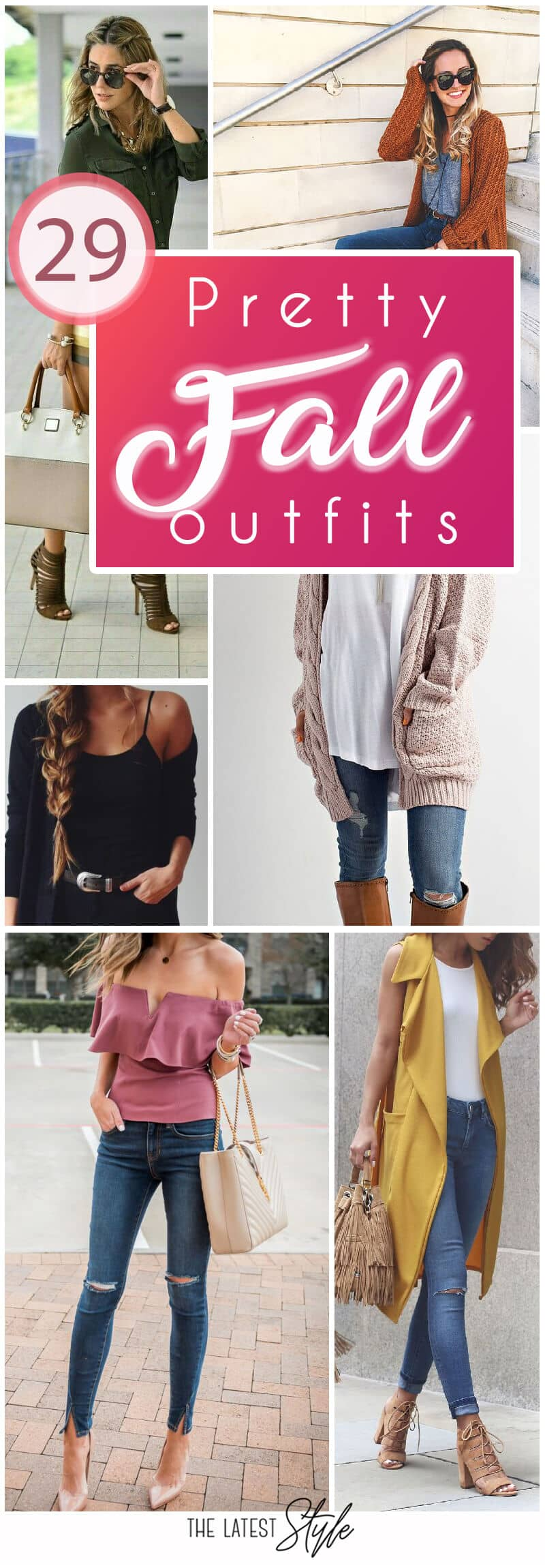 29 Pretty Fall Outfits