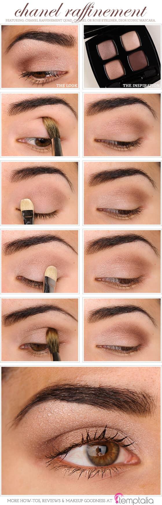 Soft Browns Eyeshadow