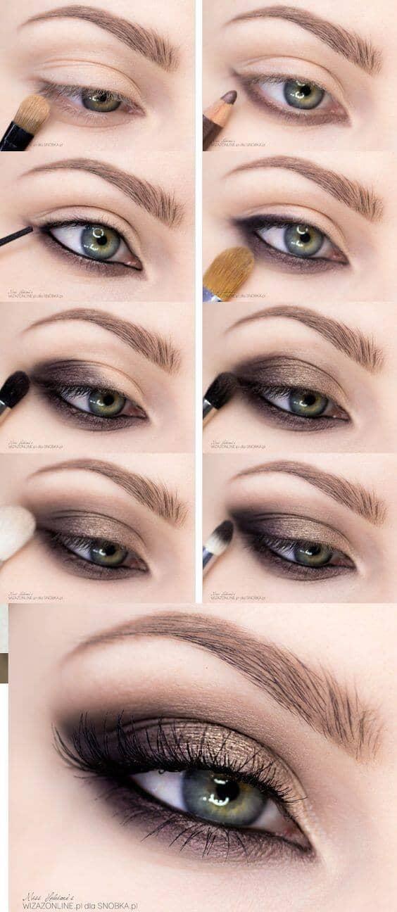 The Smokey Eye