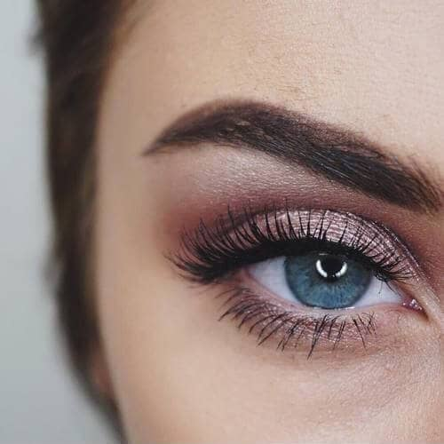 Go-to Evening Blue Eye Makeups