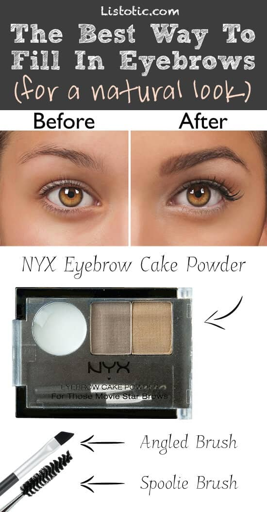 Cake Powder Creates the Most Natural Look