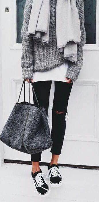 Loved to be Wrapped in Fashion-Cozy
