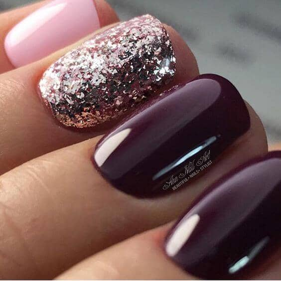 Rich Sparkle and Color Ideas