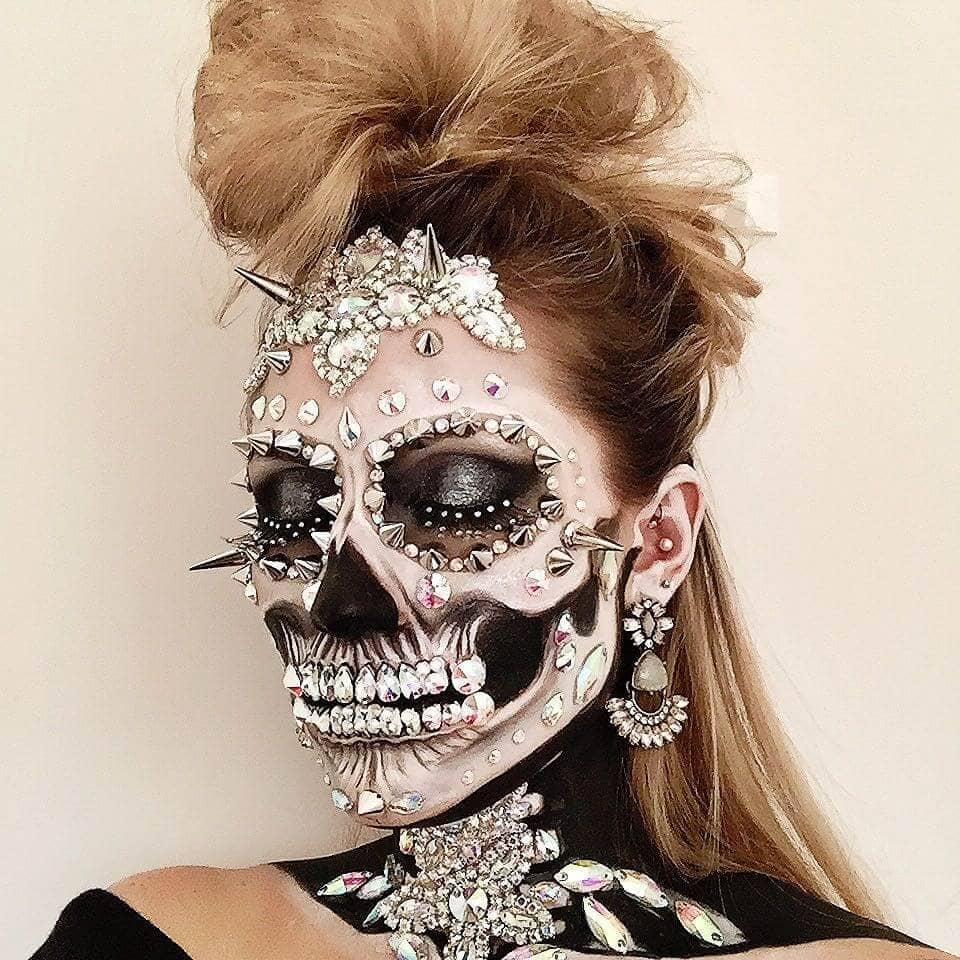 Queen of the Festival of the Dead