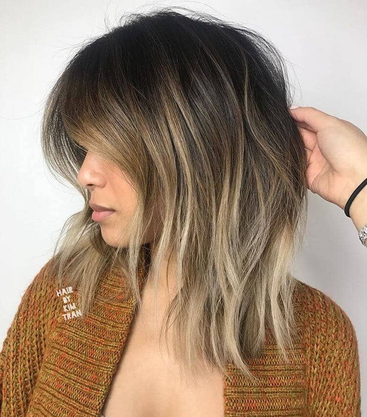 50 Pretty Chic Medium Lenght Hairstyles For 2018