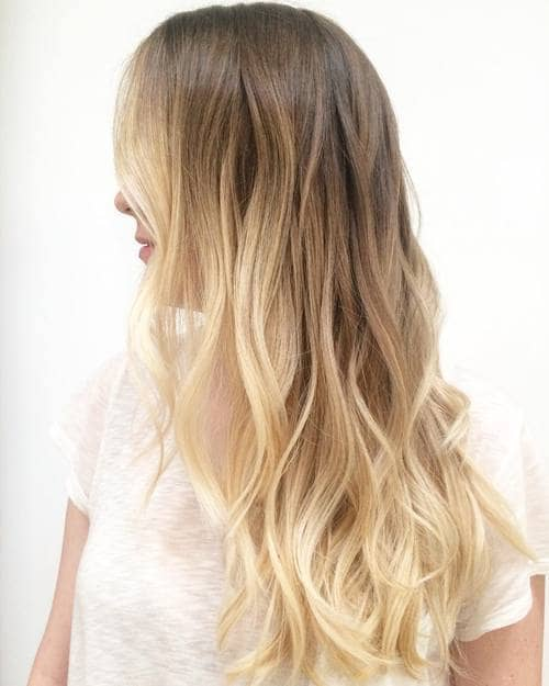 50 Proofs That Anyone Can Pull Off The Blond Ombre Hairstyle